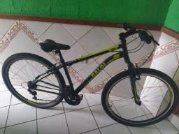 Título do anúncio: Bicicleta Caloi seminova