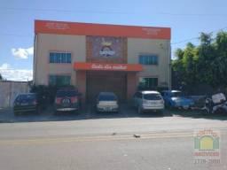 Galpão para alugar, 500 m² por R$ 7.700/mês - Jundiaí - Anápolis/GO