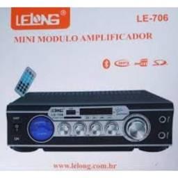 Título do anúncio: Mini modulo amplificador le-706