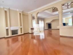 Título do anúncio: Casa com 4 suítes - venda por R$ 2.900.000 ou aluguel por R$ 16.000/mês - Residencial Onze