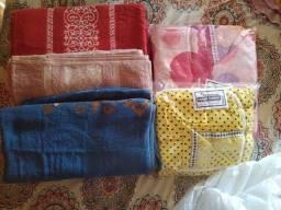 Título do anúncio: Lençol  e toalhas