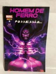 Hq Homem de Ferro N°03 - Possessão
