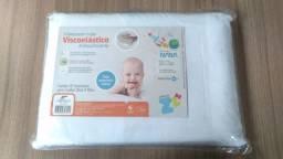 Travesseiro Baby Viscoelástico