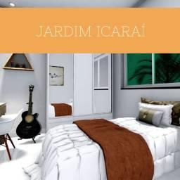 Jardim Icaraí - Casa em construção com 3 quartos