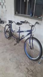 Título do anúncio: Bicicleta dupla aro 26