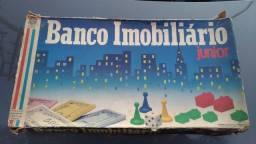 Banco imobiliário Junior da estrela, anos 90, raridade.