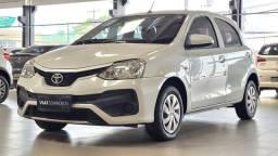 Título do anúncio: Toyota Etios X Hatch 2017/2018