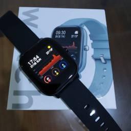 promoção relampago smartwatch p8