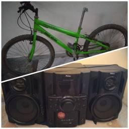 Bicicleta e Som