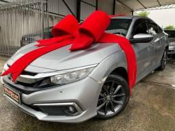 Título do anúncio: Honda Civic EXL 2020 44.000 km zerado !