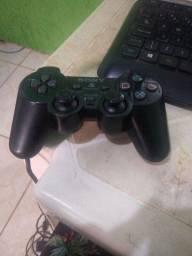 Título do anúncio: Controle PS2 origina