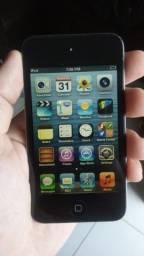 Título do anúncio: iPod Touch 4ª Quarta Geração em Perfeito Estado 8GB