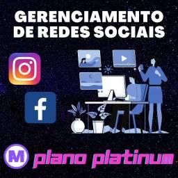 Gerenciamento De Redes Sociais Instagram E Facebook