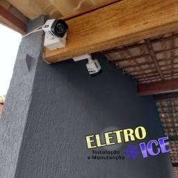 Título do anúncio: Segurança Eletronica ( Camera, Cerca Eletrica e Automatização de Portão)