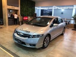 Honda Civic LXL Flex 1.8 Automático com Couro Top!!