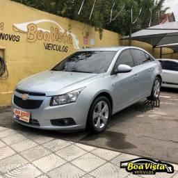 Cruze 1.8 - Automático/Couro/GNV - 2012 - IPVA 2021 Grátis