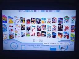 Título do anúncio: Hd Externo com 130 Jogos de Nintendo Wii