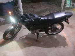 Título do anúncio: Vendo ou troco Moto fan ks 125