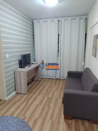 Lidera Imob - Apartamento Loft no Ponto Central, Mobiliado, 1 Quarto, para Locação, no Cla