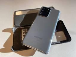 Título do anúncio: Samsung S20 ultra 12gb RAM e 128gb interna