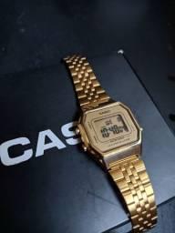 Relógio Casio LA680W - Dourado