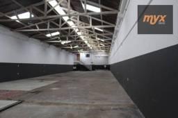 Título do anúncio: Galpão para alugar, 640 m² por R$ 14.800,00/mês - Vila Matias - Santos/SP