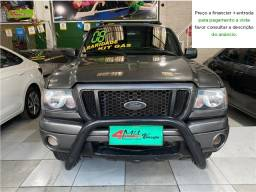 Ford Ranger 2008 2.3 xls 16v 4x2 cd gasolina 4p manual