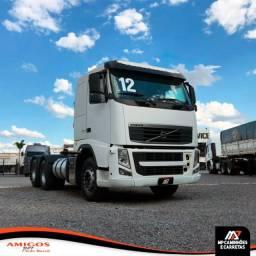 Cavalo Mecânico Volvo Fh 460 6x4 2012