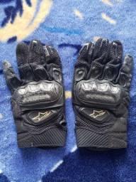 Luva alpinestar carbon glove