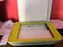 Impressora HP multifuncional deskjet 2135