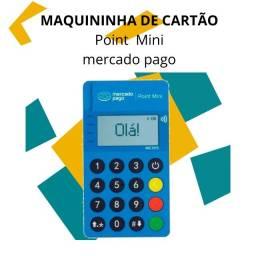 Título do anúncio: Maquina de Cartão Point Mini