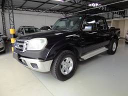 Ranger Dupla XLT 2.3 2012* Gasolina* Ar Cond*Dir Hidr* Cj Eletr* Rodas* Ranger 2012