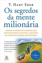 Livro Os Segredos da Mente Milionária - Novo e Lacrado