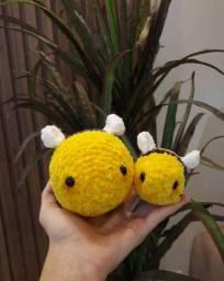 Vendo kit de abelhinhas lindas de crochê...