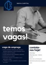 Título do anúncio: Consultor de Vendas - 1° Emprego