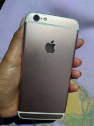 Título do anúncio: iPhone 6 s rosé