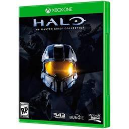 Halo Xbox one semi novo.