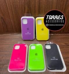 Capa Case Capinha Silicone para iPhone 12 mini