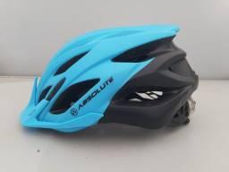 Título do anúncio: Capacete para bike Absolute wild mia led