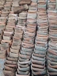 Título do anúncio: Telhas baratas usadas para fazenda