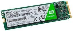 Título do anúncio: HD interno Western Digital WD Green WDS240G2G0B 240GB