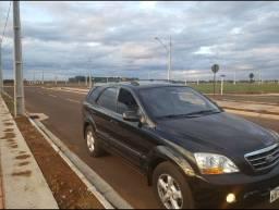 Kia sorento 2.5 completo 4x4 diesel com teto solar