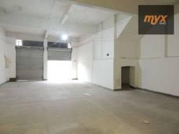 Título do anúncio: Galpão para alugar, 340 m² por R$ 5.000/mês - Paquetá - Santos/SP