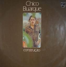 Disco de vinil usado Chico Buarque Construção 1971