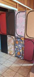 Título do anúncio: Sapateira com zíper várias cores