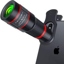 Lente para Câmera de Celulares, com a melhor qualidade.