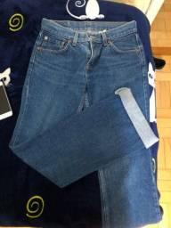 Título do anúncio: Calça mom jeans LEVI?S