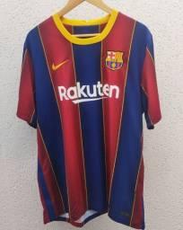 Camisa Barcelona 20/21 - ORIGINAL
