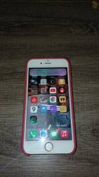 Título do anúncio: iPhone 6S Rose novo