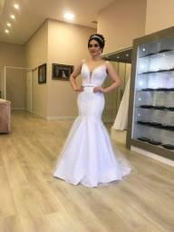 Vestido de noiva Dayara Oliveira